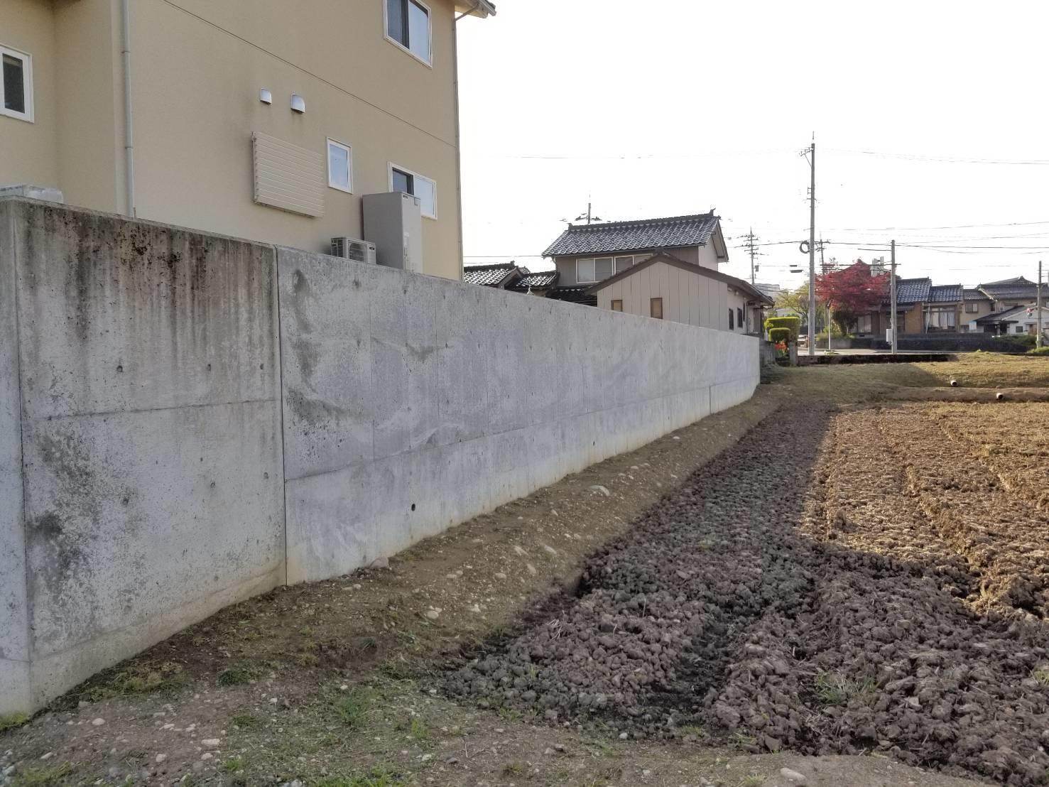 K様邸 境界擁壁工事.jpg